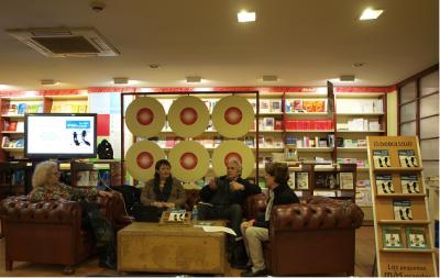 Presentación en Librería Argot (Castellón)